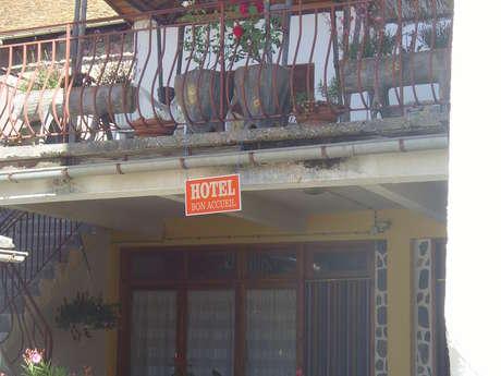 Hôtel- Restaurant Au bon accueil