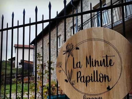 """Chambres d'hôtes """"La Minute Papillon"""""""