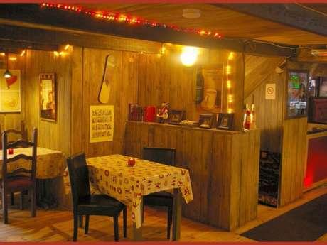 Le Blanche Neige Pub restaurant