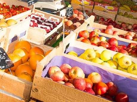 La Buisse Market