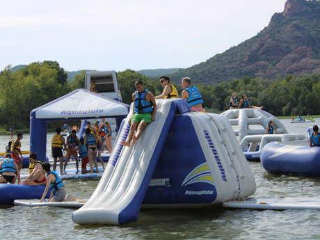 Jeux nautiques - Pack multi-activités Lac Perrin