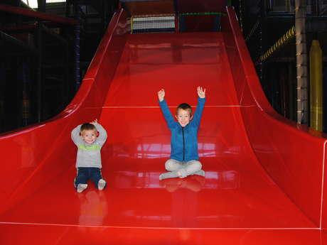 Actiparc: indoor play area for children