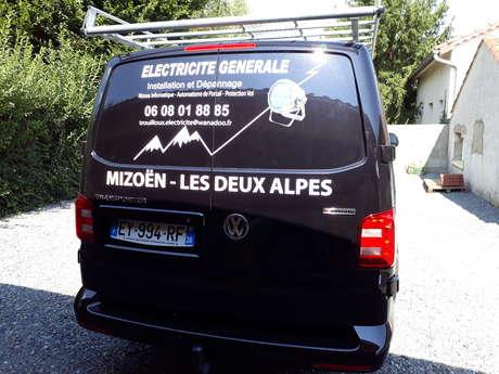Various works - Electricité Trouilloux - SAS