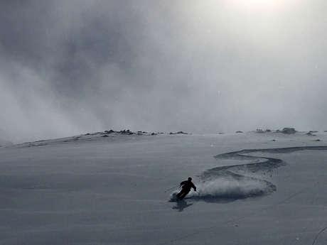Ski de randonnée - Bureau des Guides Champsaur Valgaudemar
