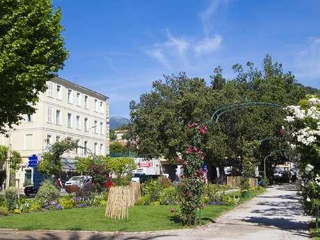 Jardin public : Biovès