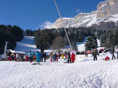 Cours de ski alpin St Hilaire
