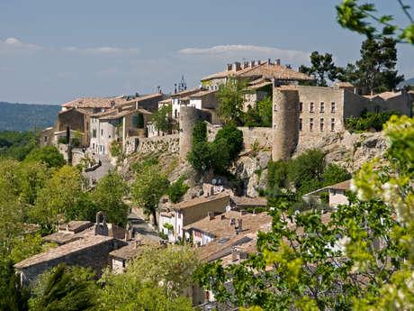 """Visites guidées - Ménerbes, un village classé parmi  """"Les plus beaux de France"""""""