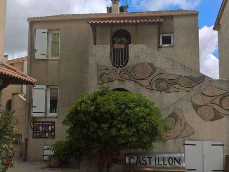 Castillon - Circuit N° 2 Castillon - Col de Castillon