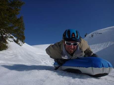 "Airboard Descente ""formule après-ski"""