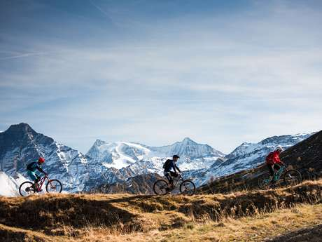 Pure Biking Verbier