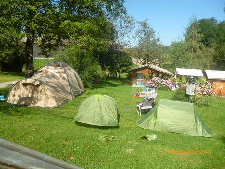 """Camping à la ferme """"Le signal"""""""
