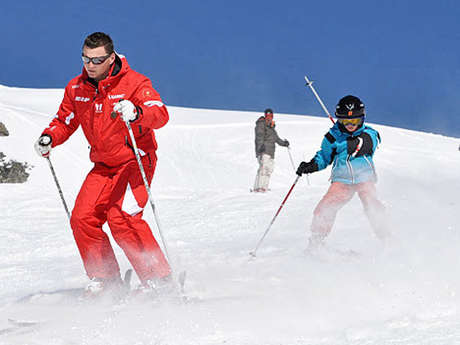 Cours Ski alpin - TOP 6 - ESF