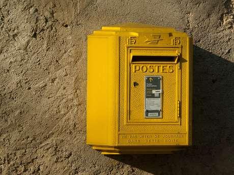 Bureau de Poste Les Adrets de l'Estérel