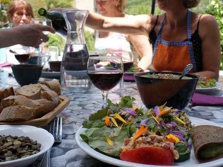 Cuisinez la nature avec les Aventurières du Goût tous les jeudis et samedis