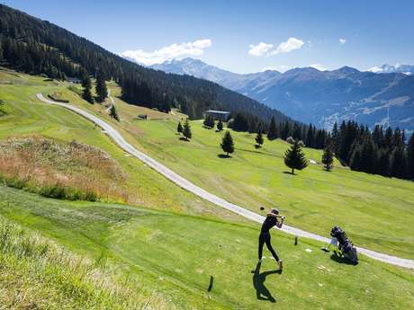 Golf - Parcours des Esserts
