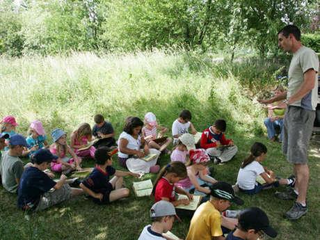 Les petits naturalistes du Parc du Pilat