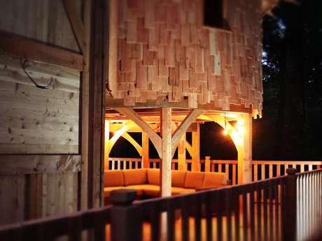Cabane perchée Ranch - DDLD