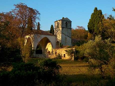 ANNULE - Visite commentée de la Chapelle Notre-Dame de l'Ormeau