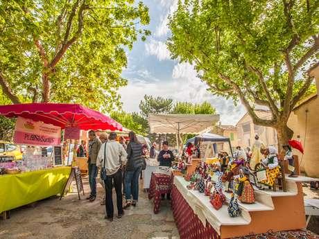 Marché Paysan de Saint Martin de La Brasque
