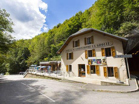 Visite guidée multi-thématique du Site Historique des Grottes de St Christophe.