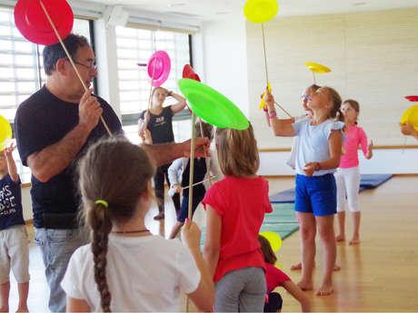 Atelier estival enfants - Cirque