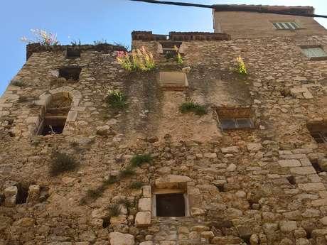 Gorbio village médiéval