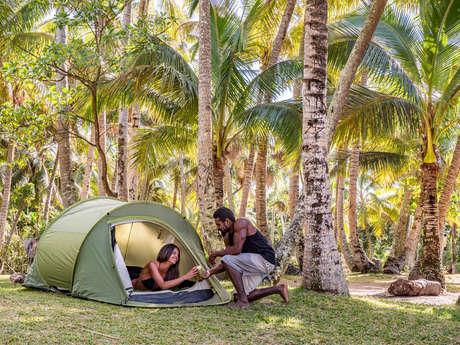 Camping au Gîte Iya
