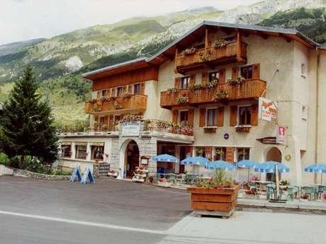 Bison Christiane - Résidence les Glaciers - apt n°517