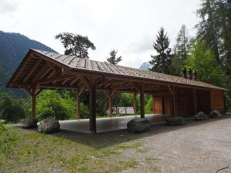 Charançon shelter