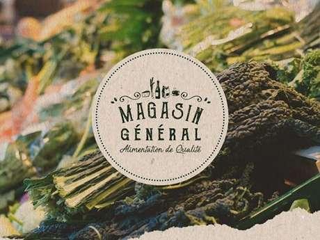 Magasin Général - Alimentation de qualité