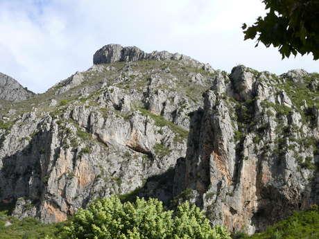 Via Ferrata - La Ciappéa