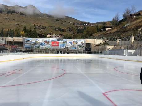Ice rink - Verbier Sports Center