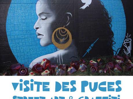 Street Art et Graffiti aux Puces