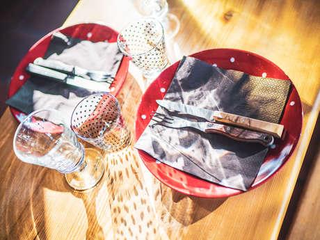 Restaurant Crêperie les Sagnes