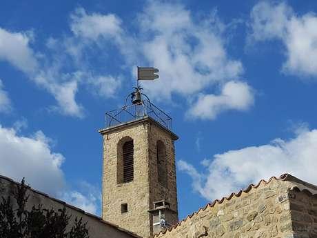 Saint-Arey's church