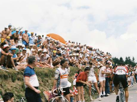 Etape mythique du Tour de France 1984 - Le contre-la-montre Les Echelles-La Ruchère
