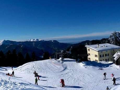 Parcours ski de rando - La Scia