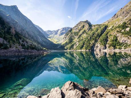 Randonnée - Lac du Lauvitel