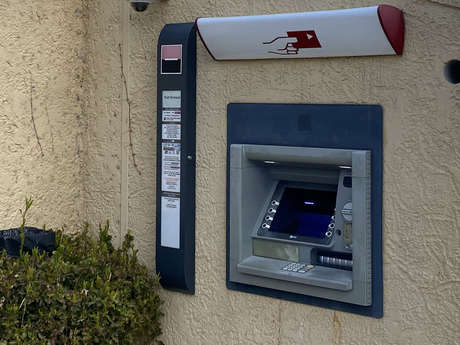 Zahlautomat Société Générale