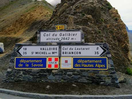 Road cycling - Col du Galibier