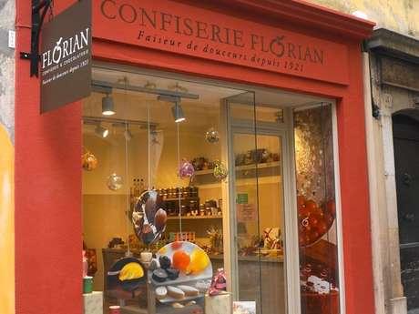 Confiserie Florian - Boutique de Grasse