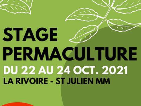 La Rivoire - Stage permaculture