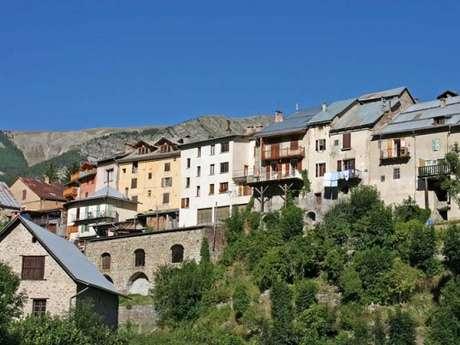 Beauvezer - Pic de Mal-Ubac