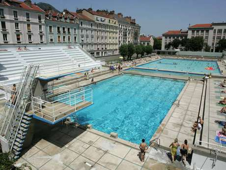 Jean Bron swimming pool