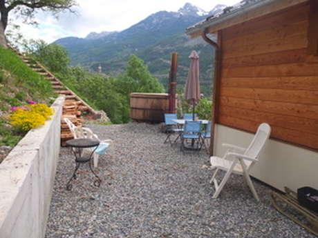 Cieslar Sarah - Gîte Alpin du Fournel