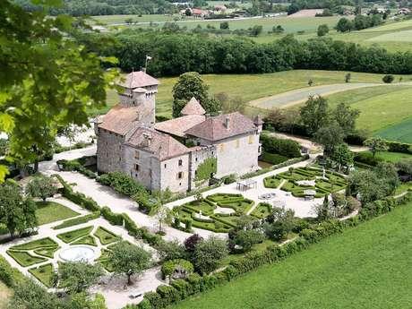 Visite guidée du Château Saint-Michel d'Avully