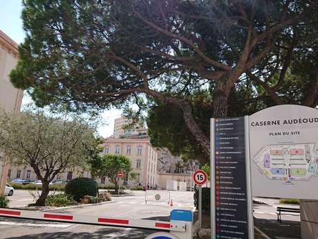 Caserne Audéoud