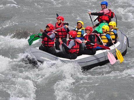 Anaconda Rafting : baby raft