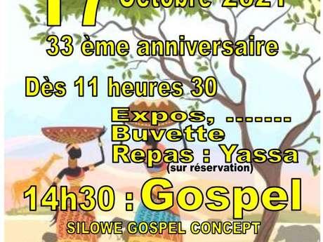 33ème anniversaire de jumelage