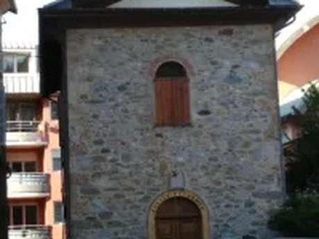 Temple protestant d'Allevard-les-Bains